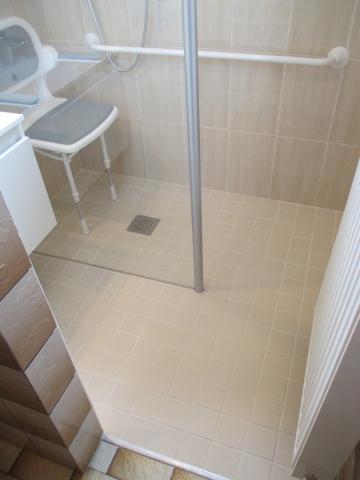 Rénovation d'une salle de bain à Houdeng-Goegnies | Maheux